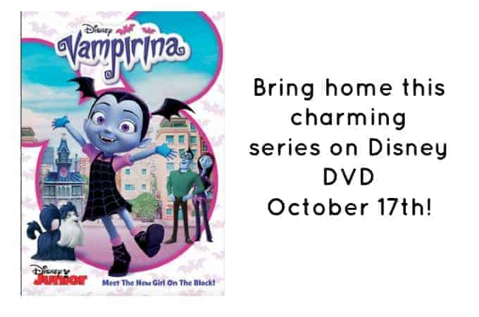 Bring home this charming series on Disney DVD October 17th!