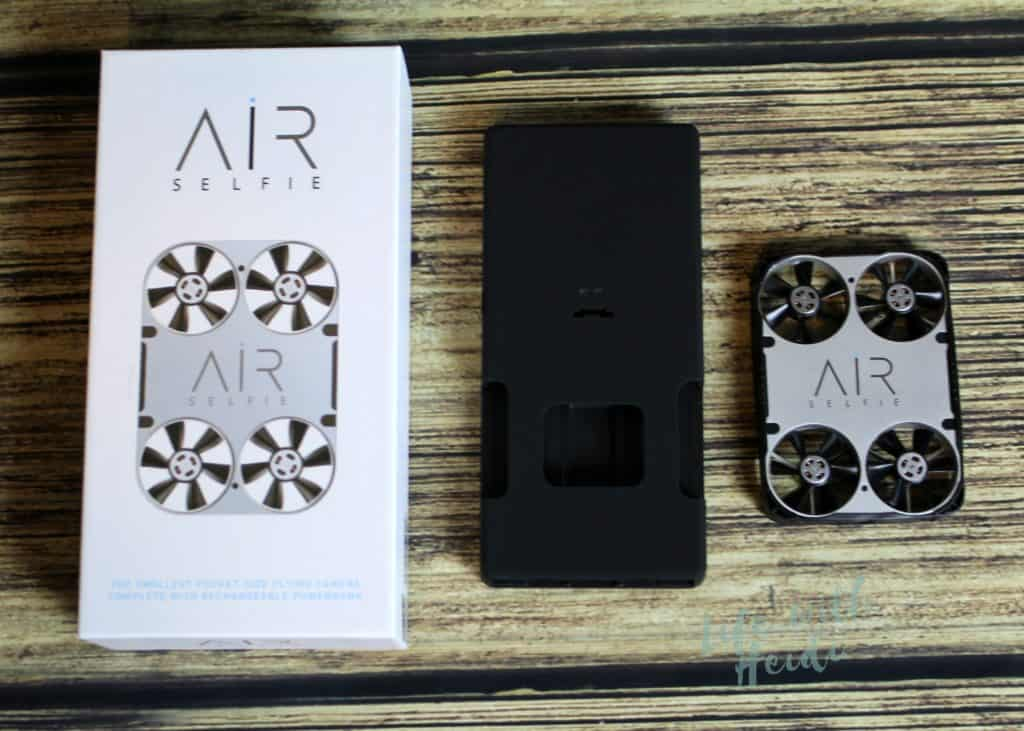 Air Selfie the perfect pocket drone