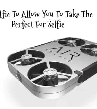 AirSelfie The Stickless Selfie Stick