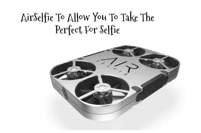 AirSelfie The Stickless Selfie Stick