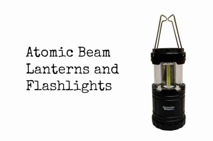 Atomic Beam Lanterns Make The Perfect Gift