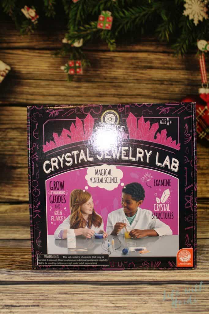 Science Academy: Crystal Jewelry Lab: