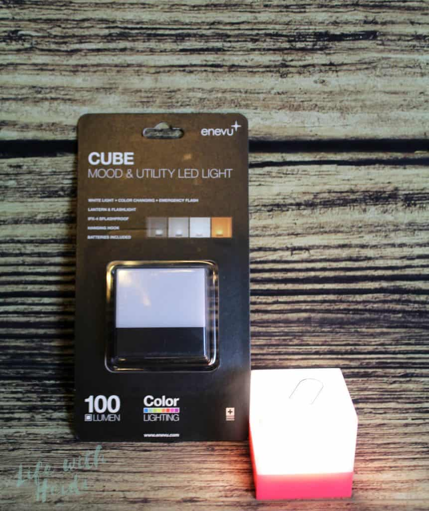 Enevu Light Cubes