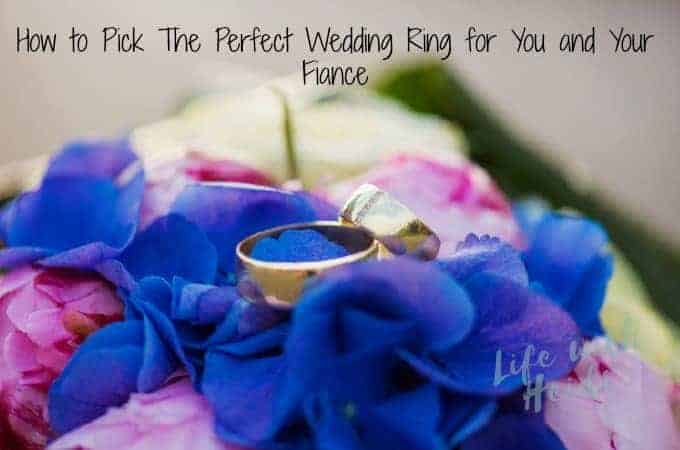 How to Pick The Perfect Wedding Ring for You and Your ...