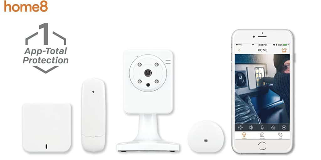 The Home8 ActionView Valuables Protection System