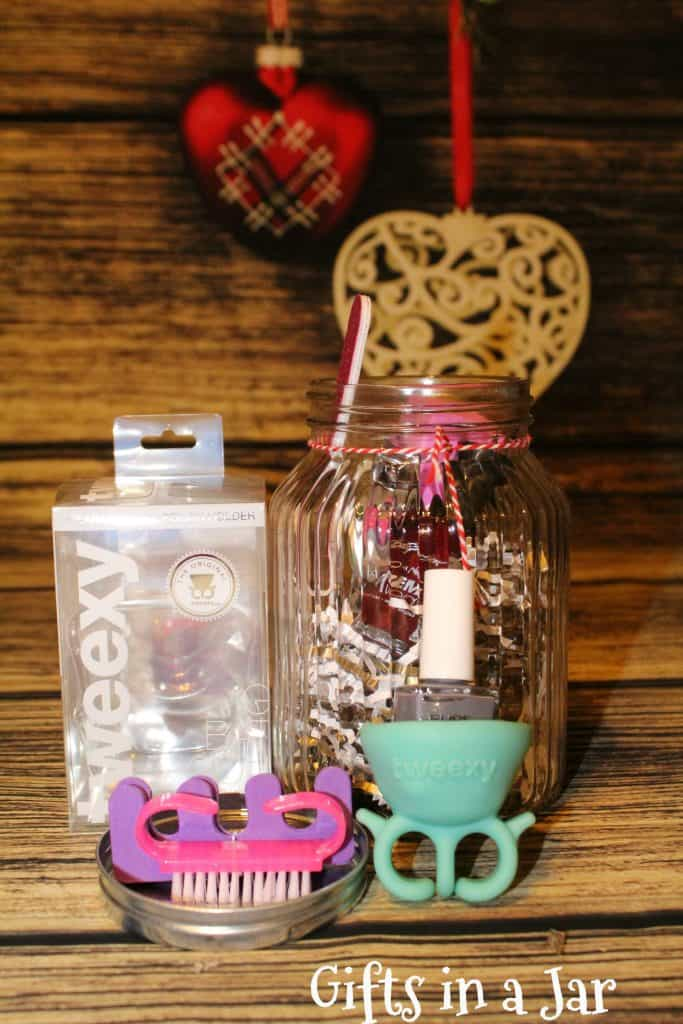 Tweexy makes the perfect gift in a jar