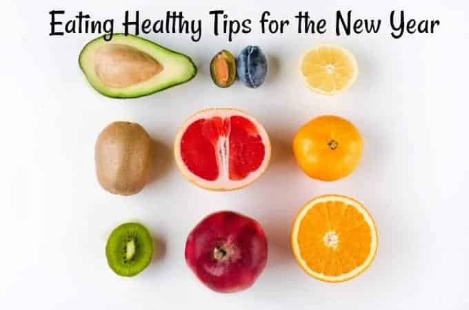 Eating Healthy Tips for the New Year