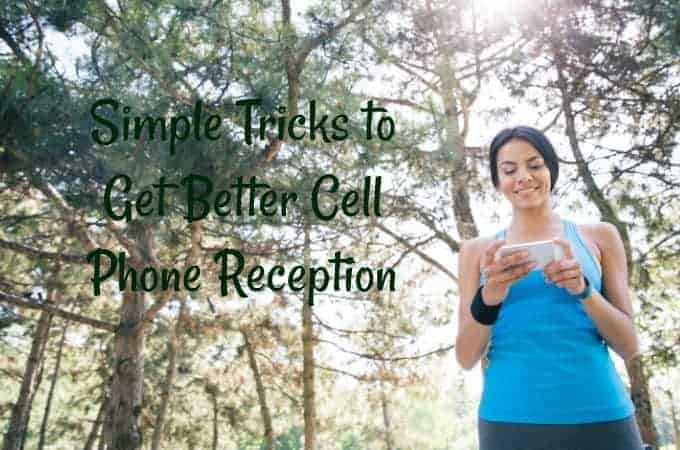 Simple Tricks to Get Better Cell Phone Reception