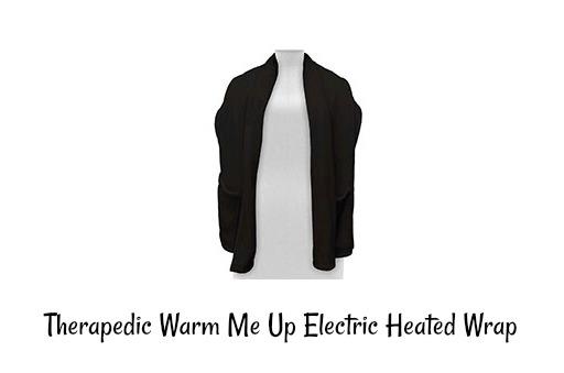 Therapedic Warm Me Up Electric Heated Wrap