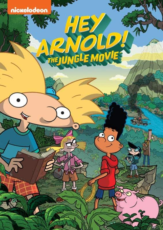 Hey Arnold! The Jungle Movie1