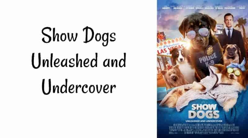 Show Dogs Unleashed and Undercover