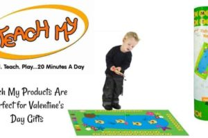 Teach My Products make the perfect Valentine's Day Gift