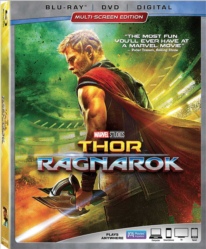 Thor Coming to Blu-Ray on March 6