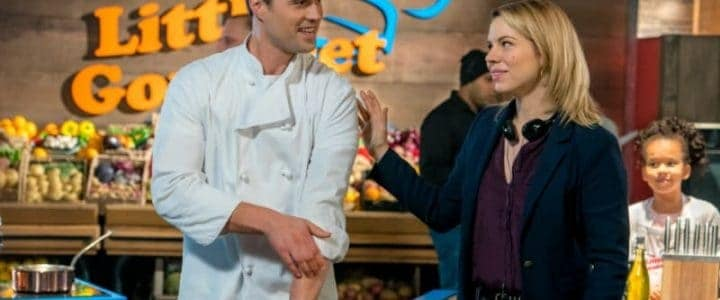 "Hallmark Channel's ""Cooking with Love"" Premiering this Sunday, Feb 11th at 9pm/8c! #CookingwithLove"