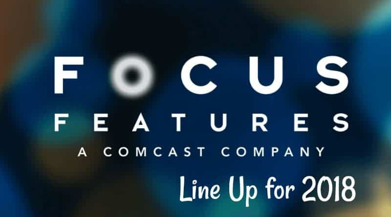 Focus Features line up 2018