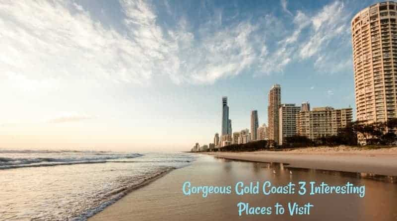 Gorgeous Gold Coast: 3 Interesting Places to Visit