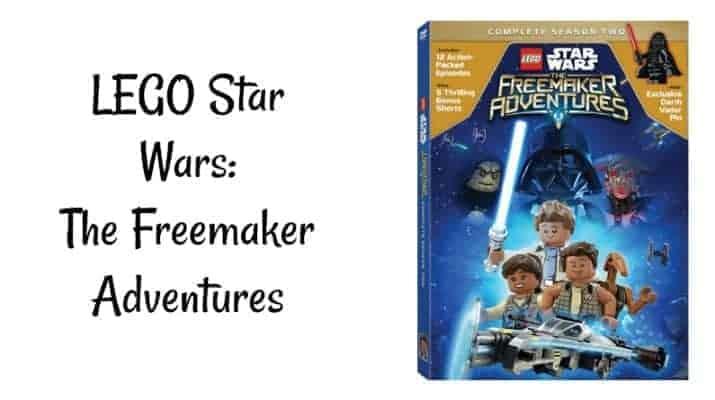 LEGOStar Wars: The Freemaker Adventures