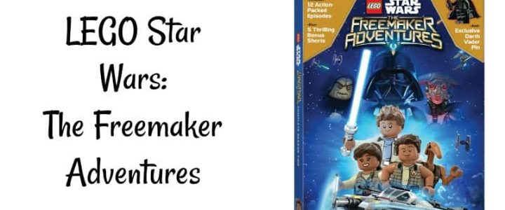 LEGO Star Wars: The Freemaker Adventures