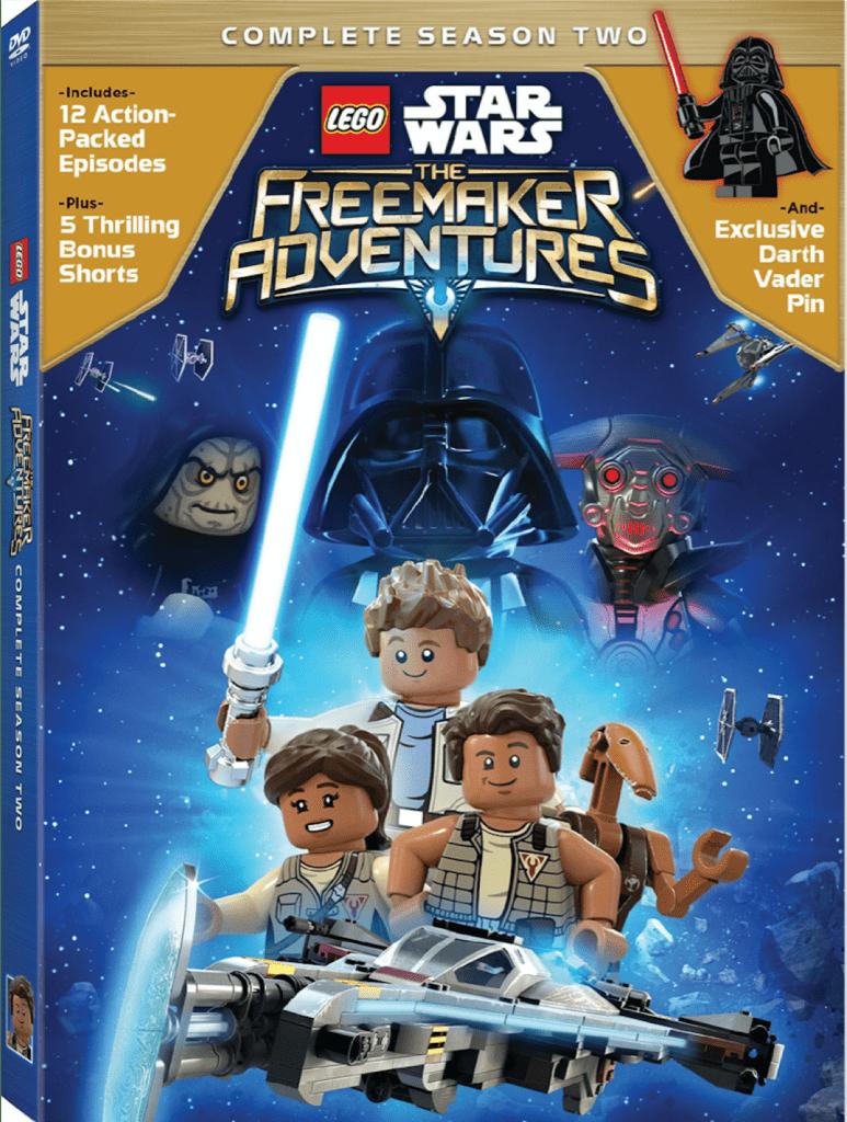 LEGOStar Wars The Freemaker Adventures