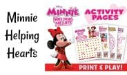 Minnie: Helping Hearts