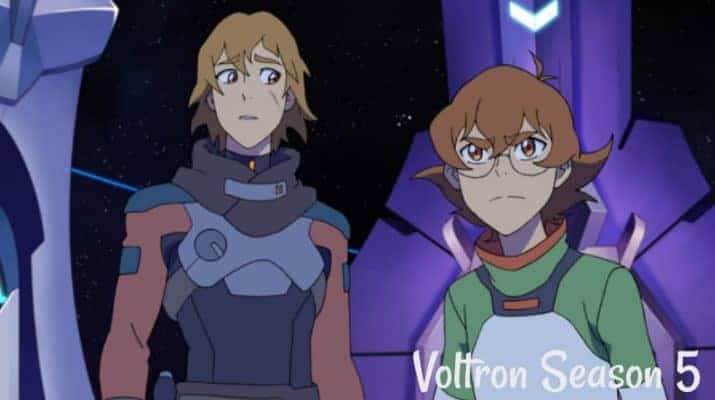 Voltron Season 5 coming soon