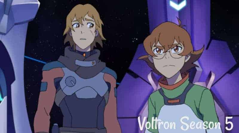 Voltron Season 5 coming soon