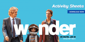 Wonder coming to DVD January 20th