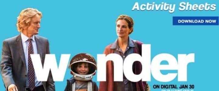 Wonder Coming to DVD