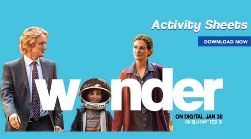 Wonder Activities