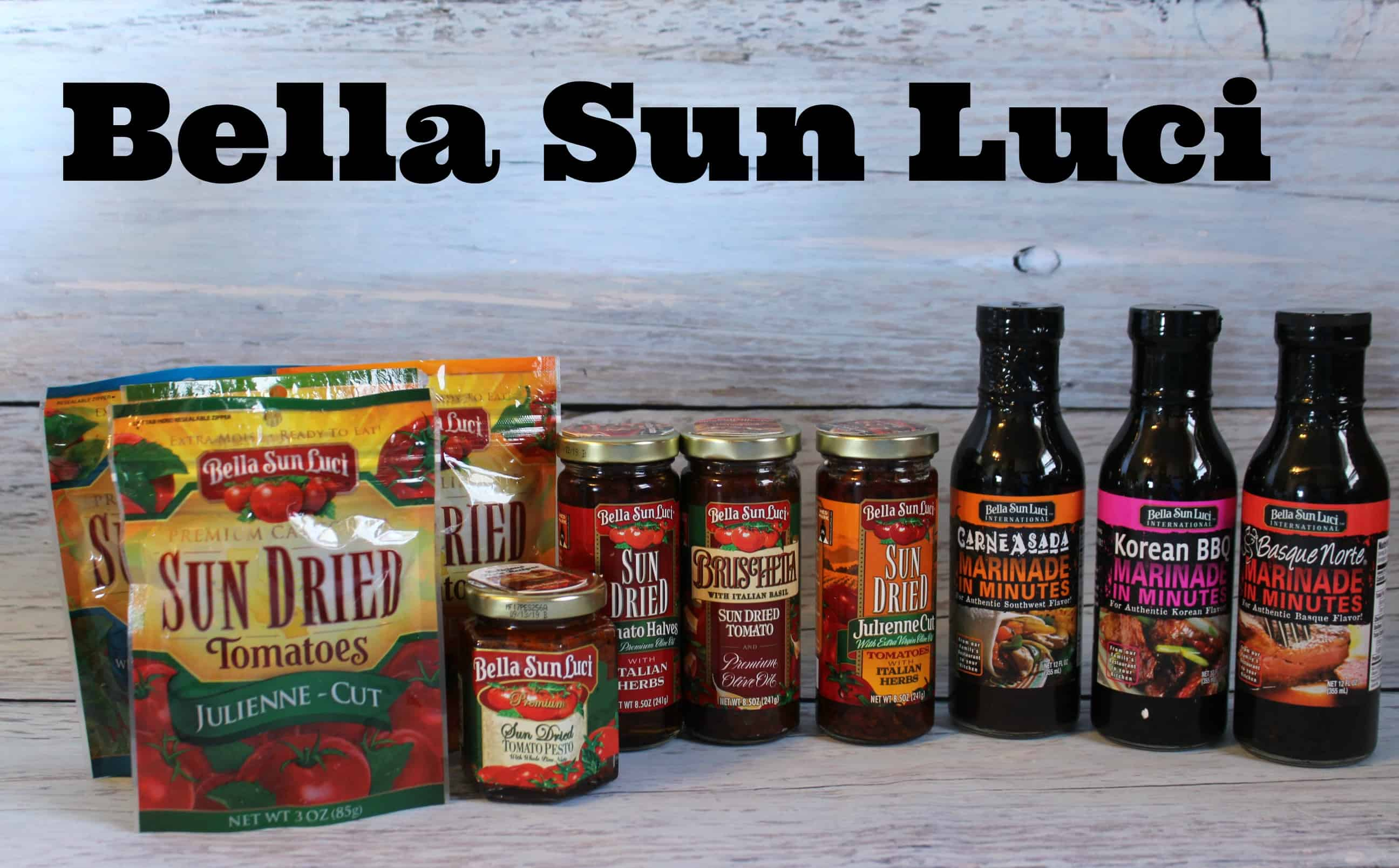 Bella Sun Luci makes perfect BBQ additions