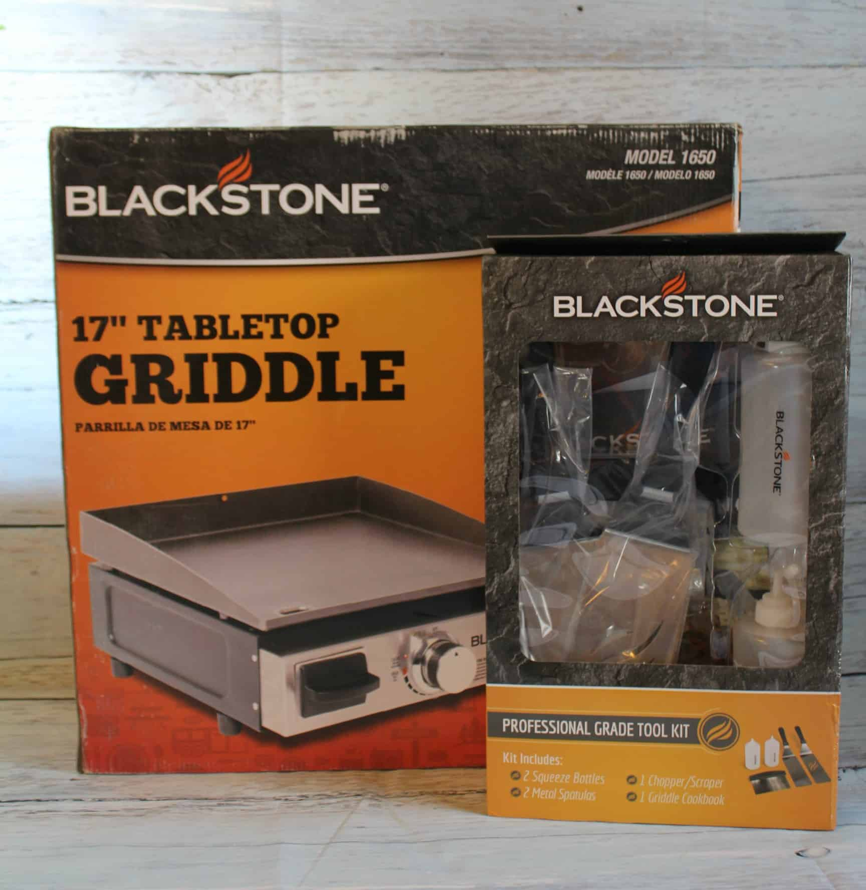 Blackstone Tabletop Griddle is the Best to have for tailgating