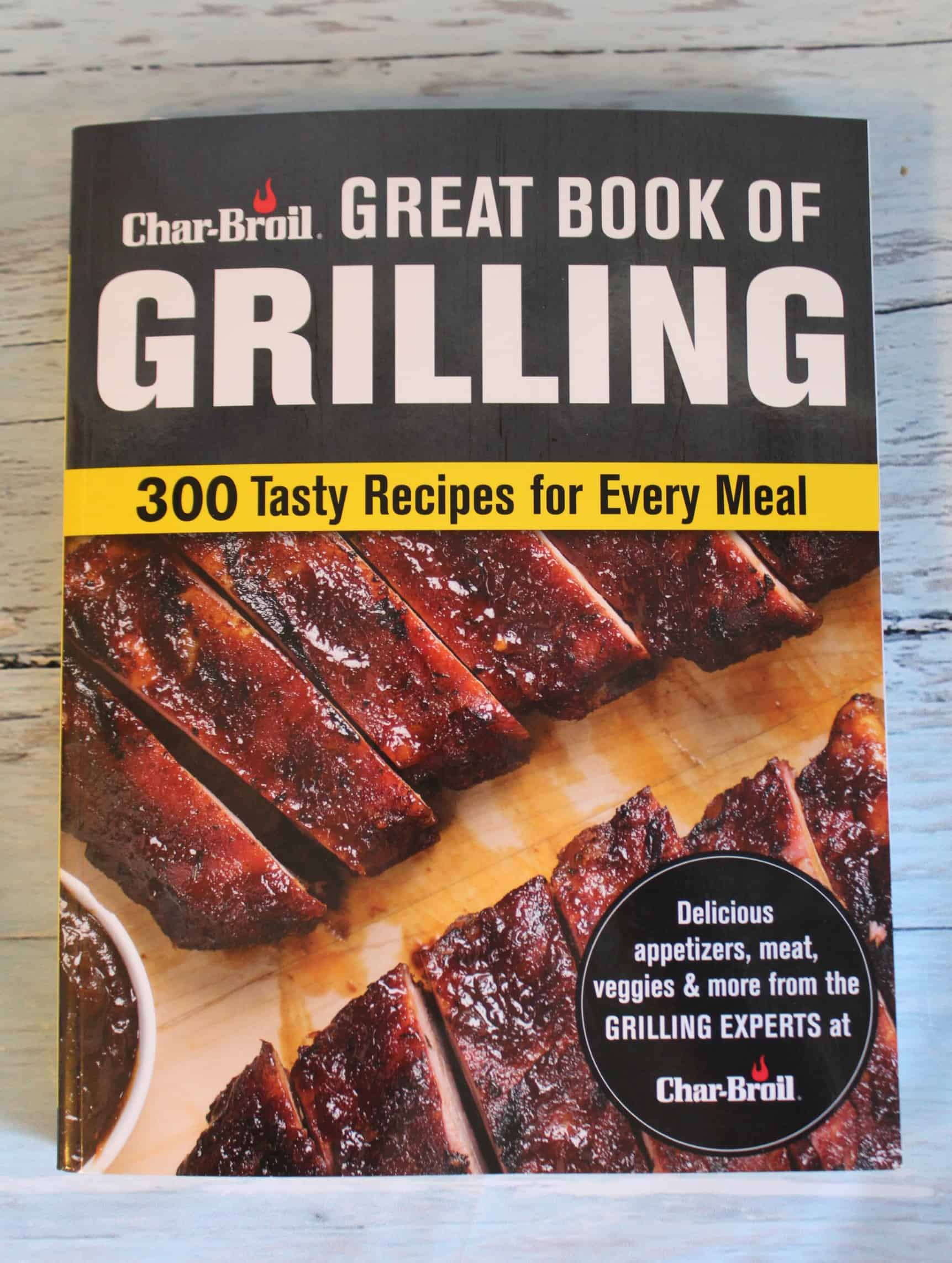Char Broil Great Book of Grilling