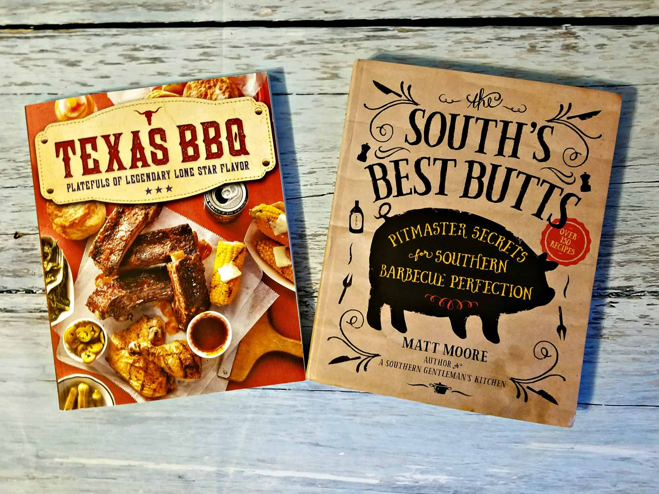Must Have BBQ Cookbooks