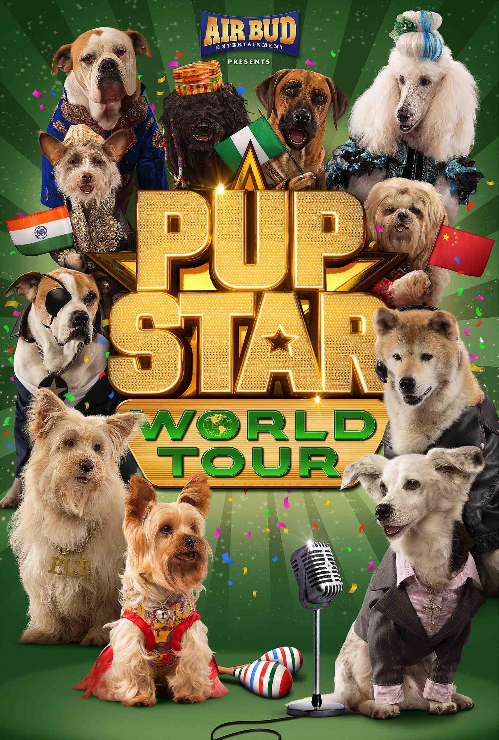 Pup Star World Tour