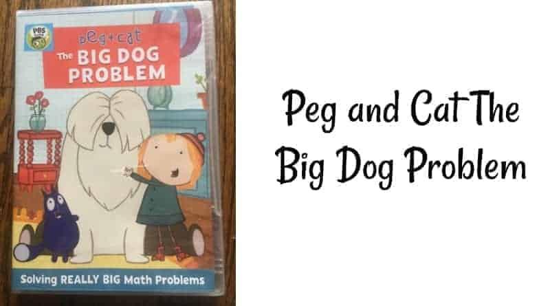 Peg and Cat The Big Dog Problem