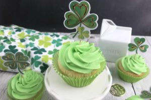 Saint Patricks Day Cupcakes
