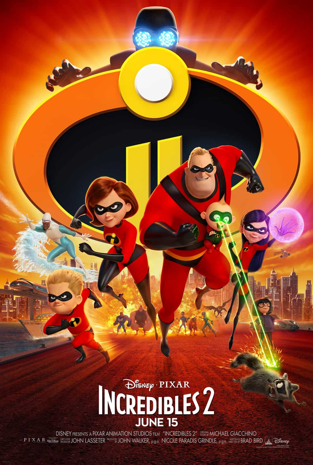 About Incredibles 2