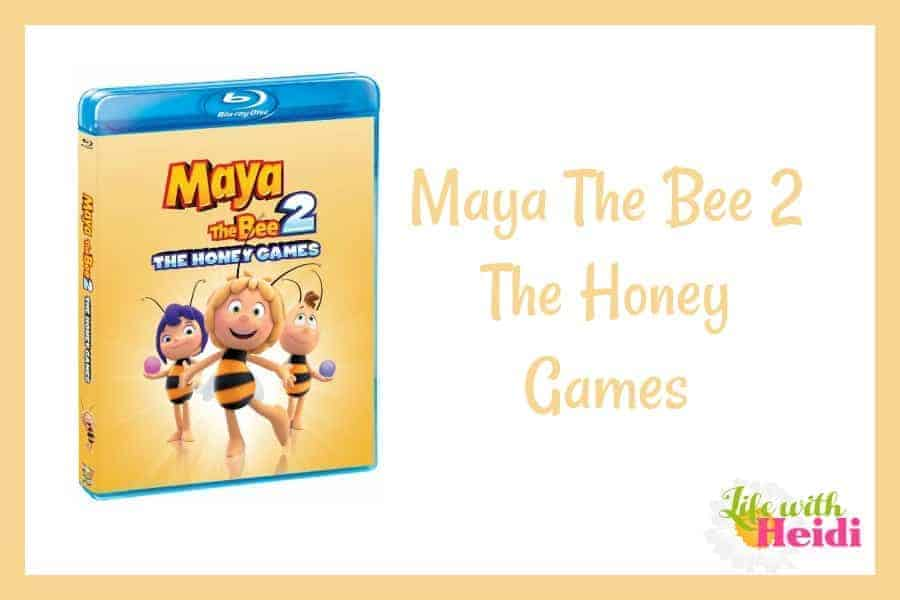 Maya The Bee 2 The Honey Games