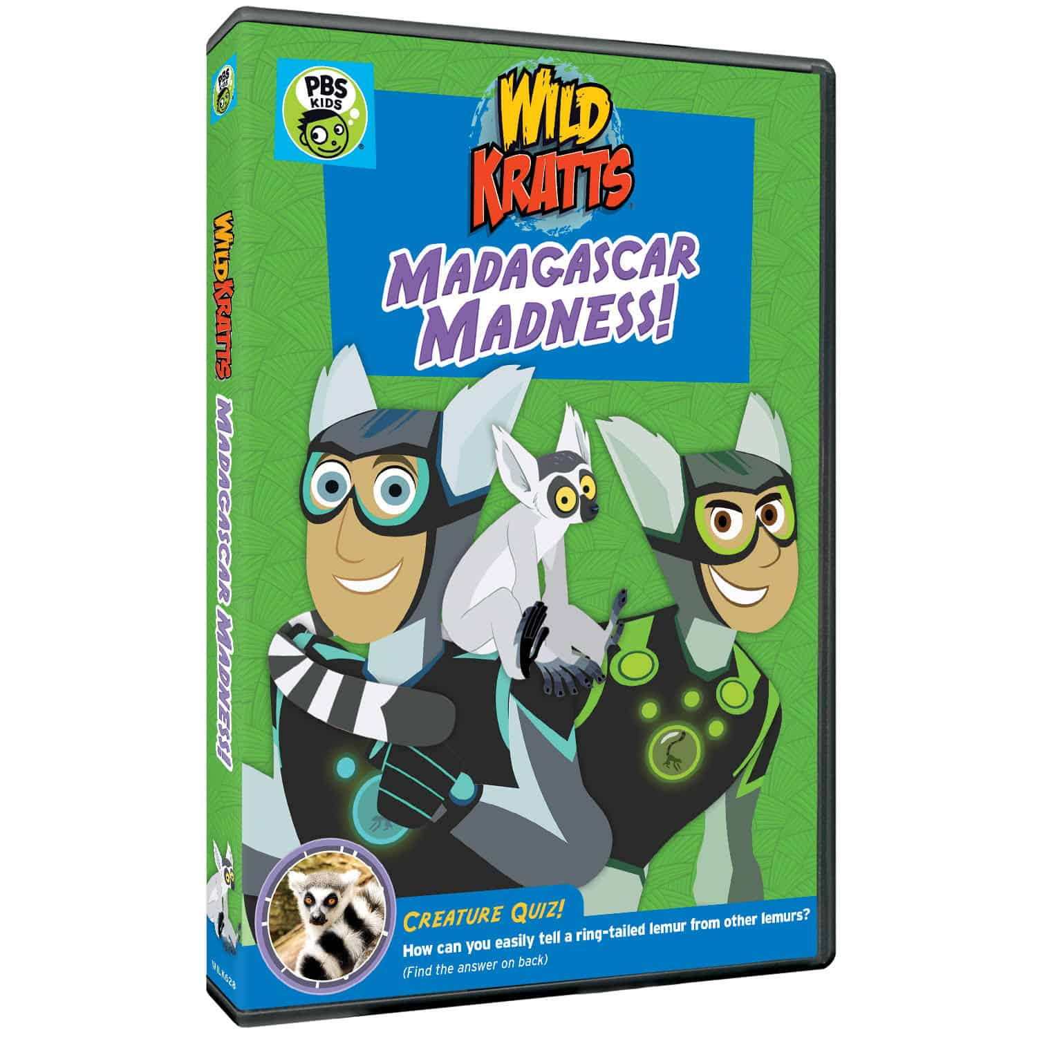 Wild Kratts Madagascar Madness