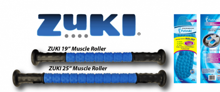 Zuki Helps You Alleviate Muscle Pains