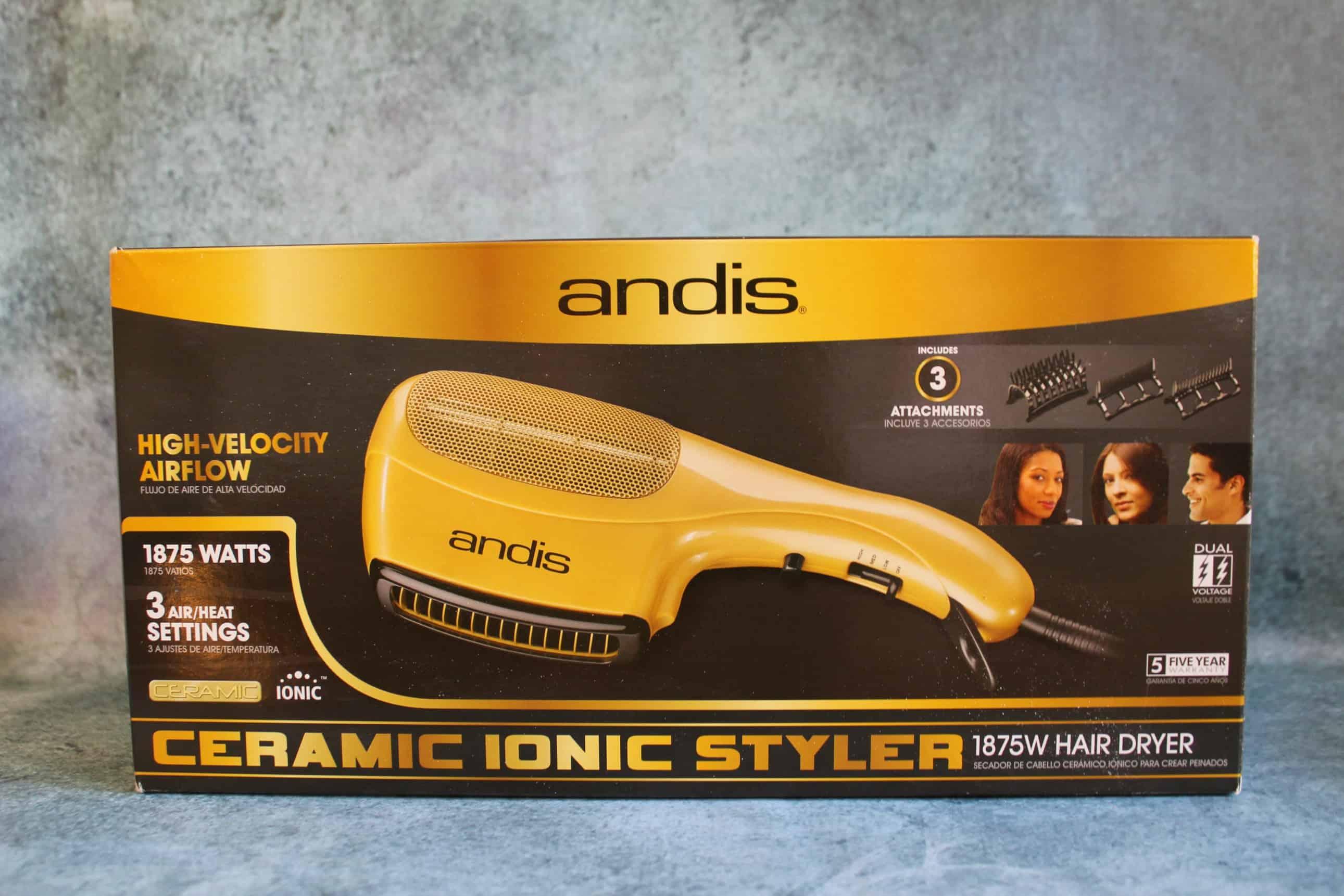 Andis Ceramic Ionic Styler Dryer