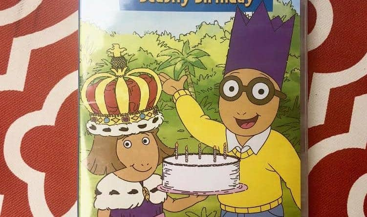 Arthur: D.W. and The Beastly Birthday