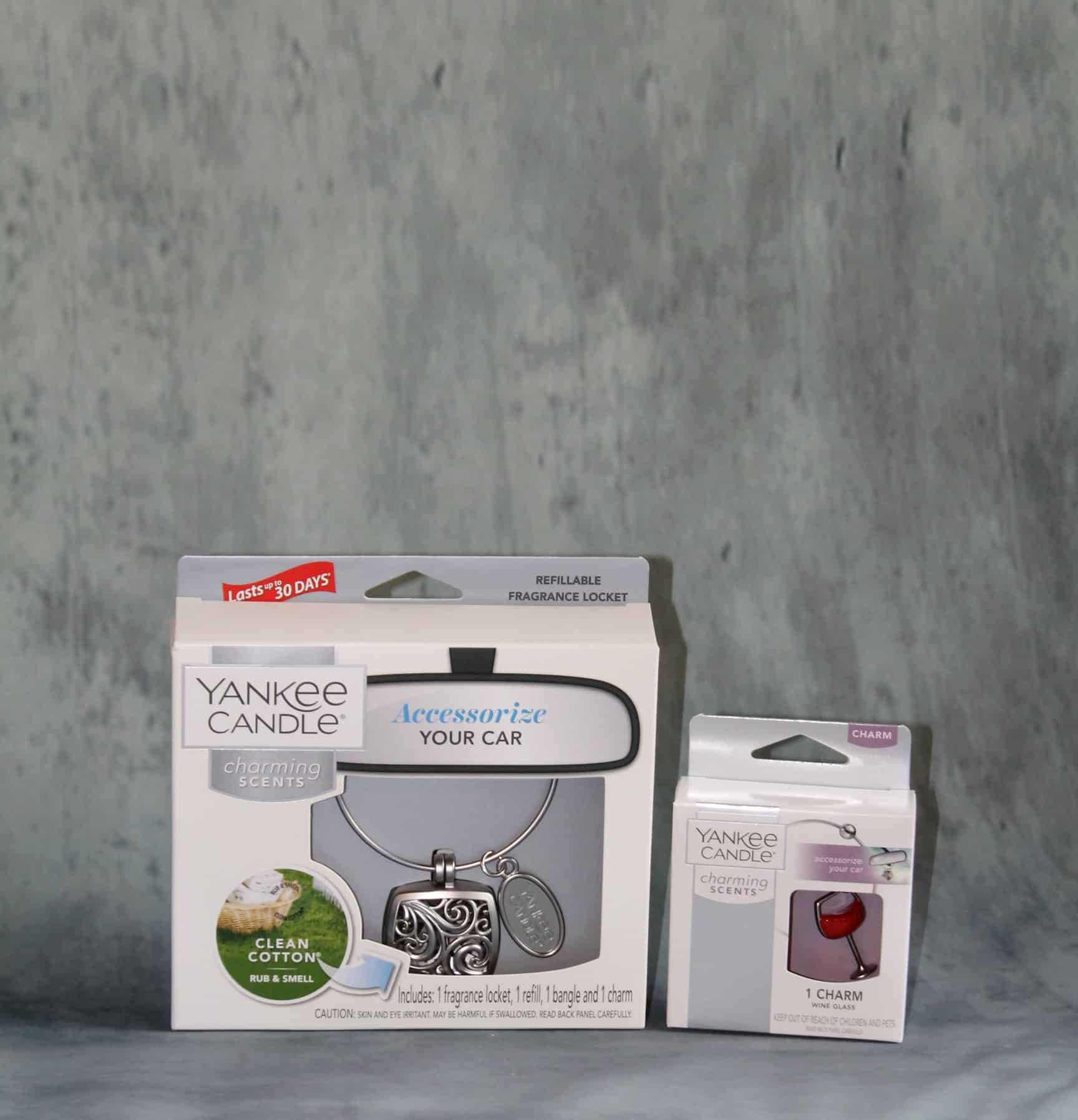 Charming Scents Yankee Candles are the Perfect Car Accessory
