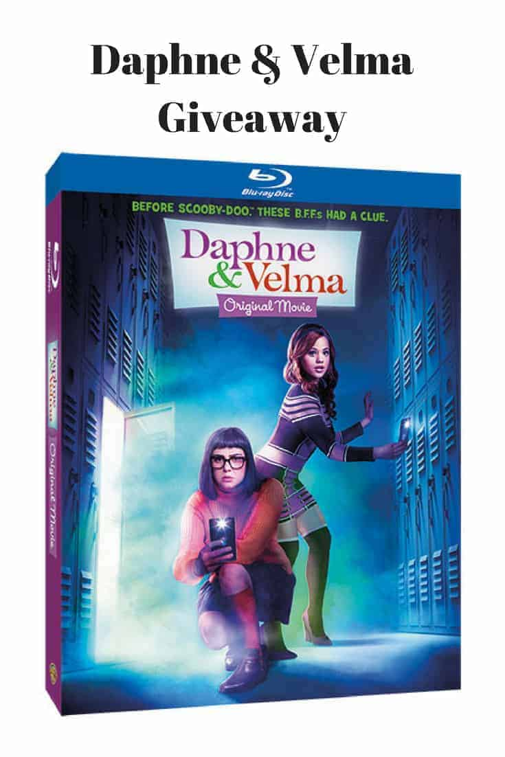 Daphne and Velma Giveaway