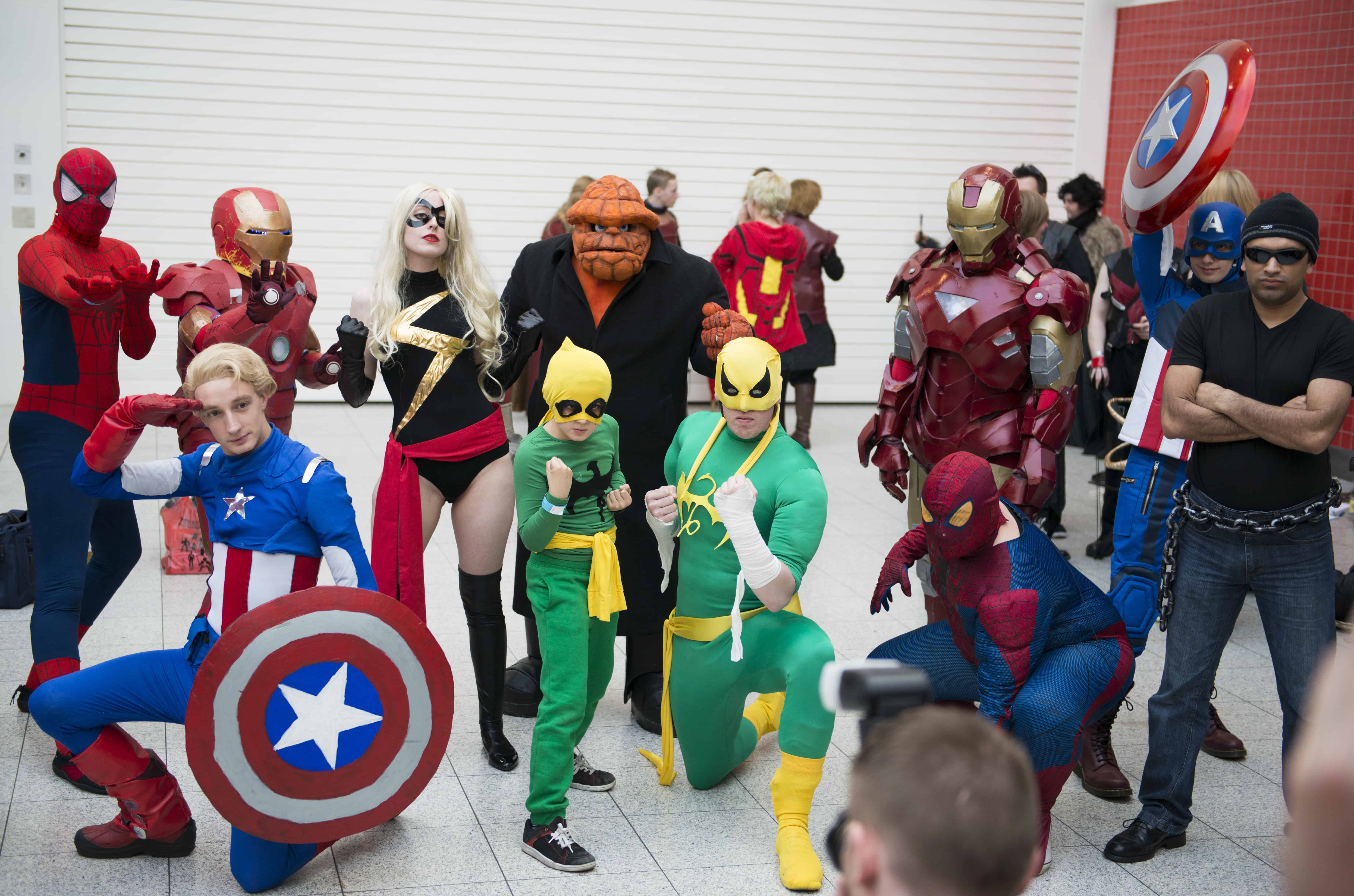 Our Top-Tips for Great Kid's Cosplay Costumes