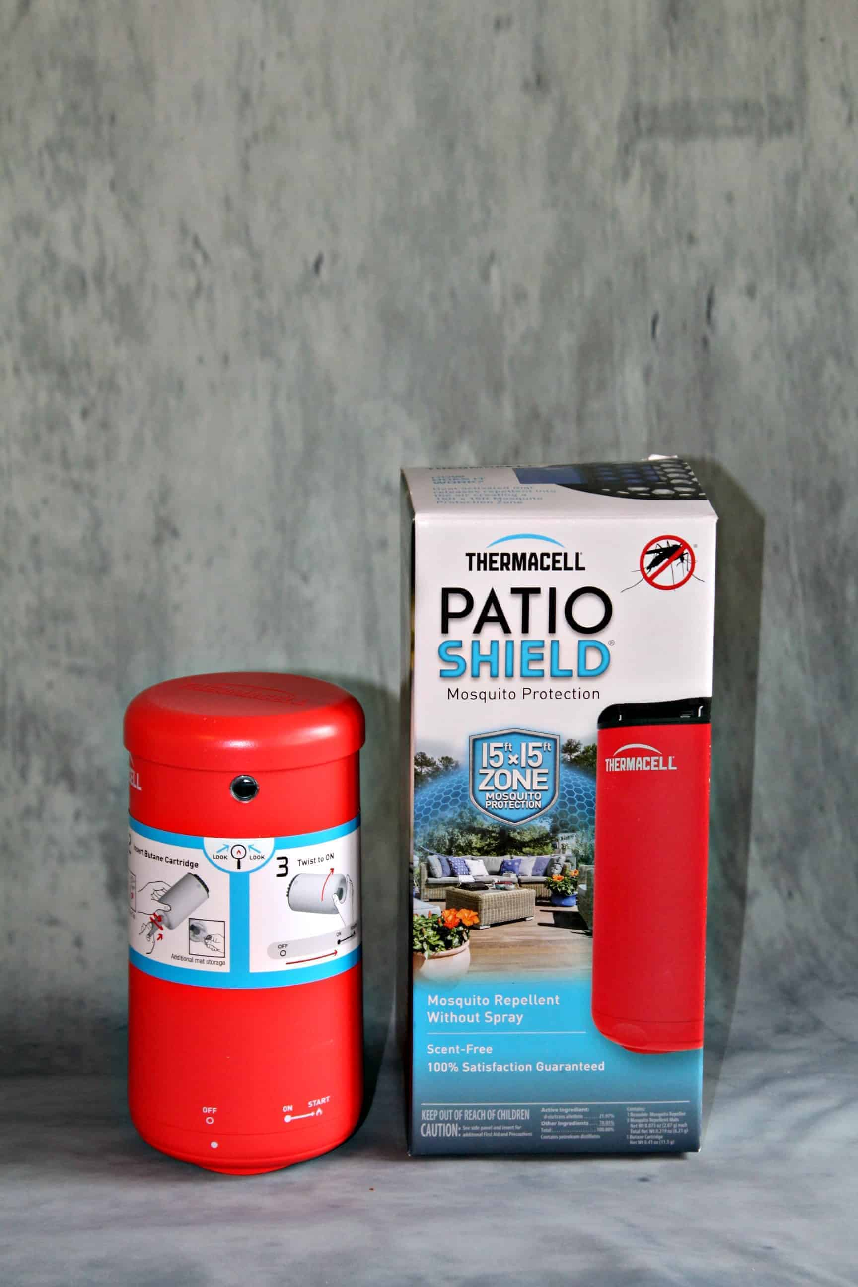 Patio Shield