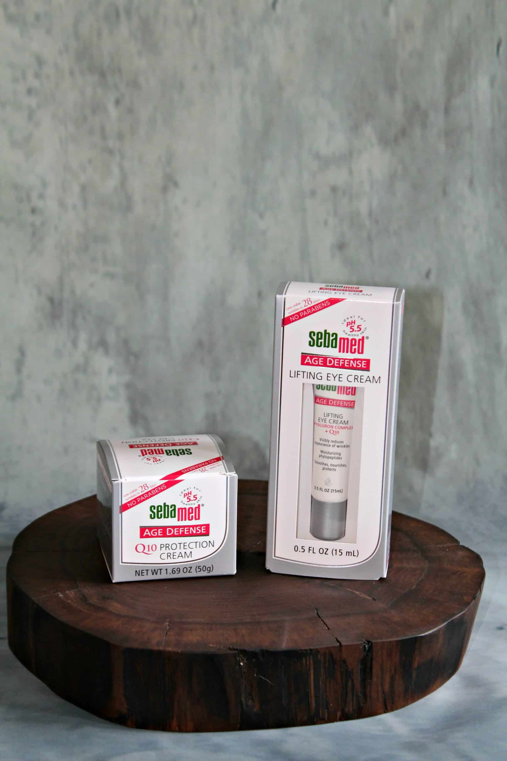 Seba-Med for age fighting skincare