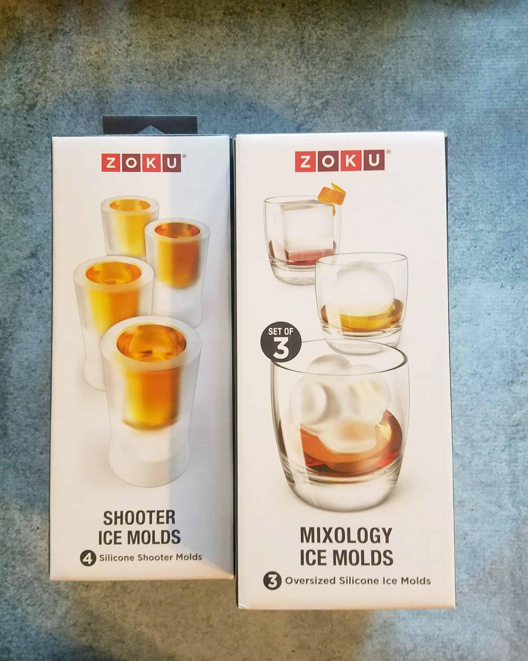Zoku Mixology & Shooter Ice Molds