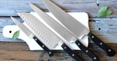 4 High-Quality Chef Knives Under 50 Dollars
