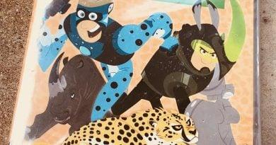 Wild Kratts Adventures on the African Savannah